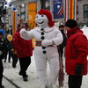 Photo: Bonhomme de neige
