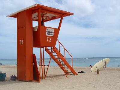 Photo Lifeguard Chair