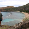 Photo: Ger and Hanauma Bay