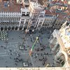 Photo: Piazza San Marco from above