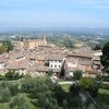 Photo: Looking down from San Gimi
