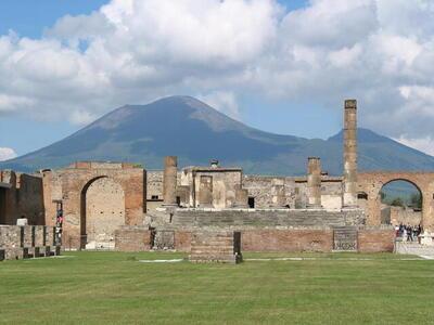 mt vesuvius pompeii