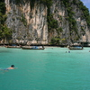 Photo: Clear water lagoon