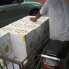 Photo: Singha beer delivery