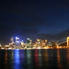 Photo: Sydney at night