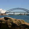 Photo: Sydney Opera House and Harbour Bridge