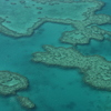 Photo: Reef from above