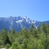 Photo: Mount Currie