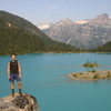 Photo: Ger and Upper Joffre Lake