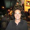 Photo: Gerald at dinner