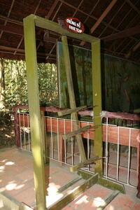 Door trap & Photo: Door trap