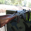 Photo: AK-47 machine gun