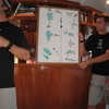 Photo: Dive briefing
