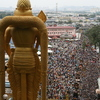 Photo: Lord Murugan statue