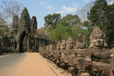 Photo: Angkor Thom