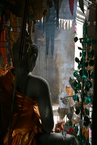Photo: Seated Buddha