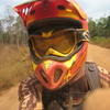 Photo: Dirtbiking self-photo