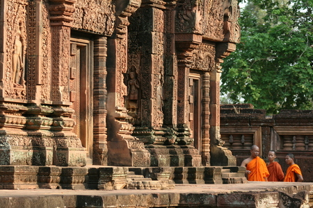 Photo: Banteay Srei