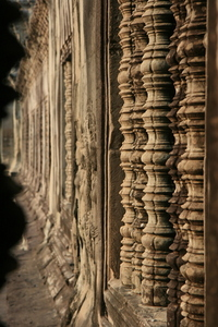 Photo: Stone balusters