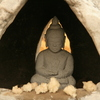 Photo: Buddha with rice
