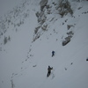Photo: Skiing at Kicking Horse