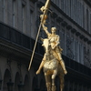 Photo: Joan of Arc statue