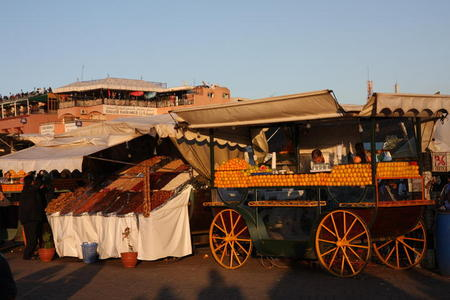 Photo: Place Jemaa el-Fna