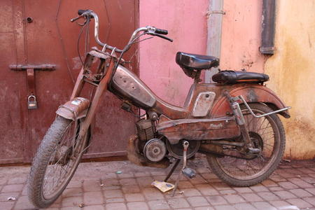 Photo: Cool bike