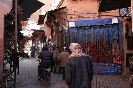Photo: Souk (market)