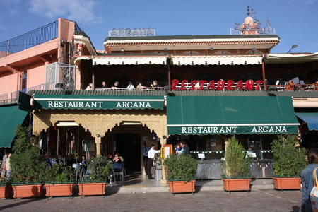 Photo restaurant argana for Argana moroccan cuisine