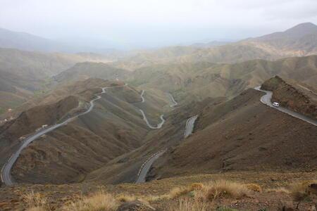 Photo: Tizi-n-Tichka Pass