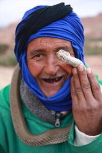 Photo: Snake eye