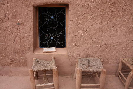 Photo: Berber house
