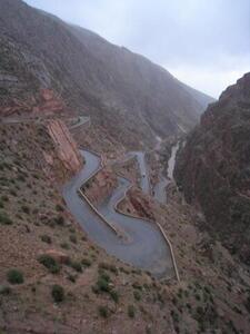 Photo: Dades gorge