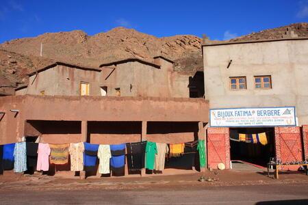 Photo: Bijoux Fatima Berbere