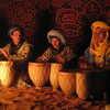 Photo: Berber drummers