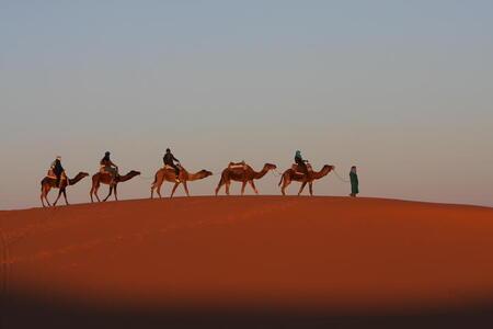 Photo: Our caravan