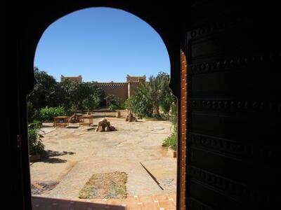Photo: Internal Courtyard