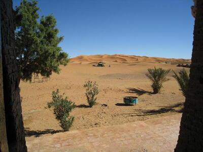 Photo: Dune view