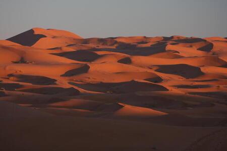 Photo: Sand dunes
