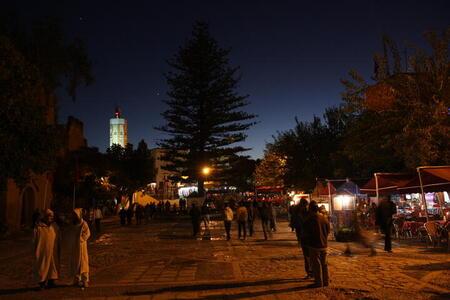 Photo: Plaza Uta el-Hammam