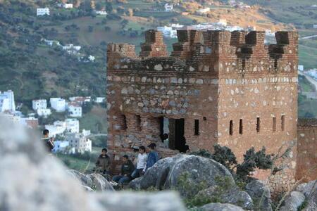 Photo: Medina tower